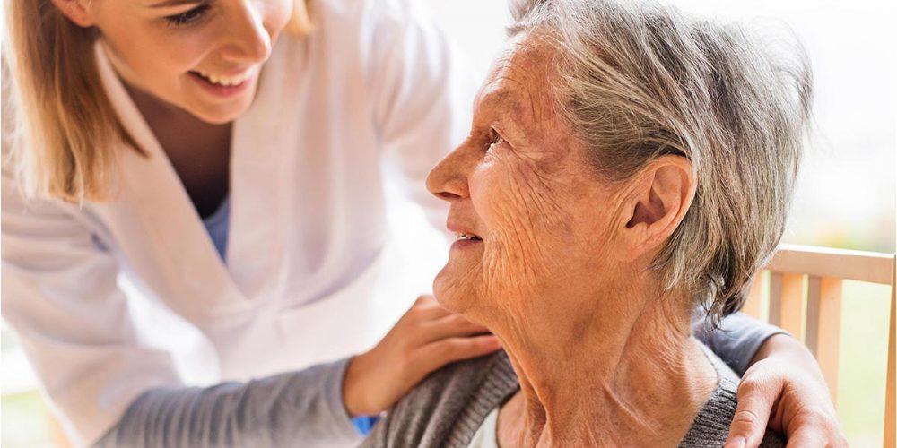Cuidado de personas mayores en Málaga