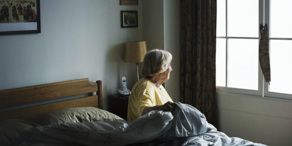 Cuidado ancianos Coruna