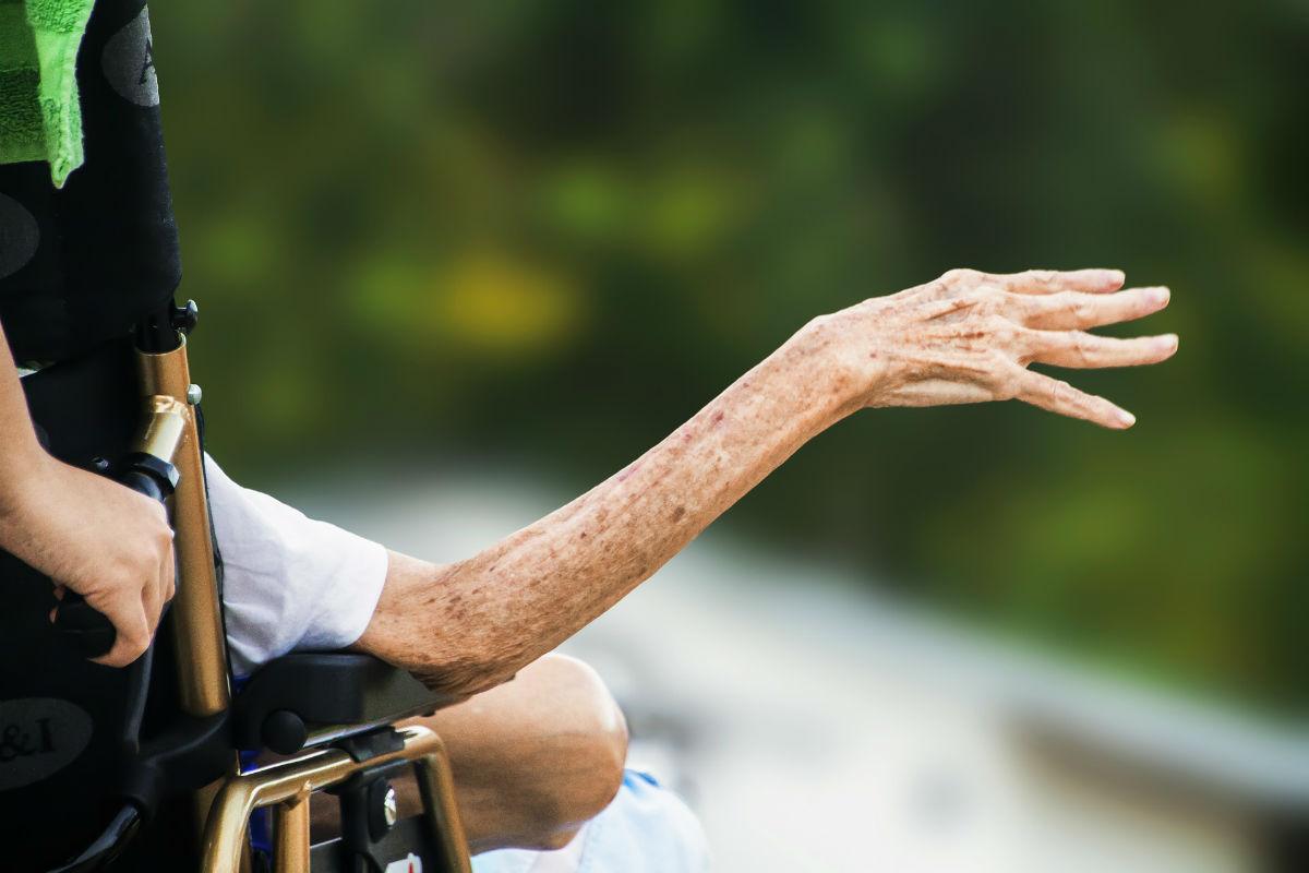 Cuidado de ancianos a domicilio Valencia